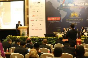 سخنرانی جناب آقای یوسفی در میزگرد نخبگان اقتصادی جهان اسلام در هفتمین نمایشگاه تجارت و سرمایه گذاری جهان اسلام